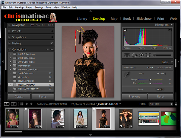 Lightroom4.3 Complete Digital Darkroom