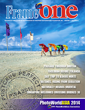 Click to open FrameONE Magazine
