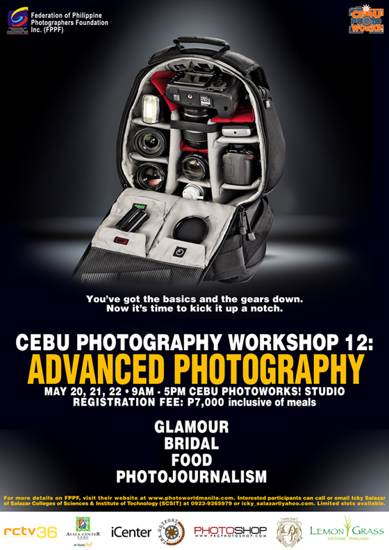 Photography Workshop Posters Photography Workshop in